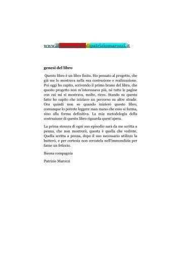 pdf - Patrizio Marozzi