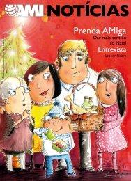 AMINotícias Nº56 - 3º Trimestre de 2012