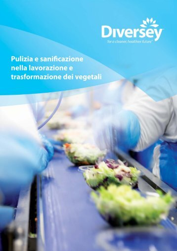 Manuale per LA LAVORAZIONE E CONSERVAZIONE DEI VEGETALI