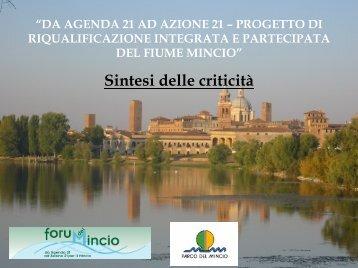 Diapositiva 1 - Parco del Mincio