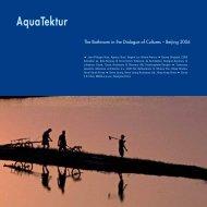 AquaTektur 4 – the book - Hansgrohe