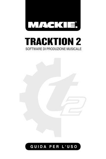 TRACKTION 2 - Strumenti Musicali .net