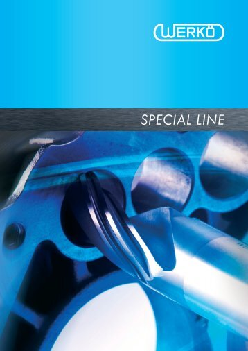 SPECIAL LINE - Werkö GmbH