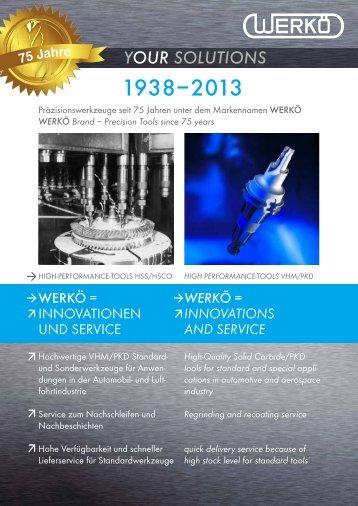 Your SolutionS - Werkö GmbH