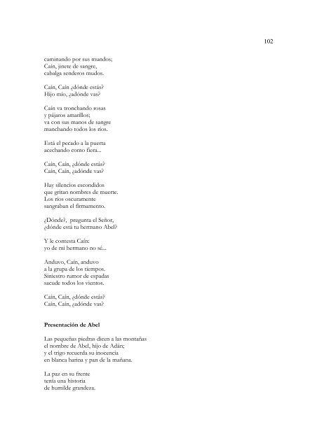 Cantata De Los Derechos H