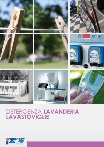 DETERGENZA LAVANDERIA LAVASTOVIGLIE - Chimicart.it