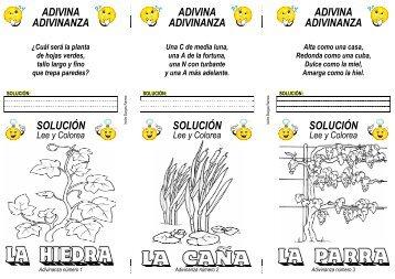 las plantas 1 - Actiludis