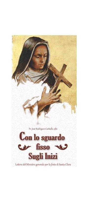 scarica la Lettera su S. Chiara - Provincia di San Michele Arcangelo ...