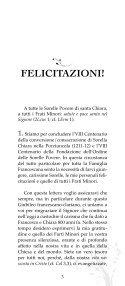scarica la Lettera su S. Chiara - Provincia di San Michele Arcangelo ... - Page 4