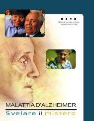 malattia d'alzheimer - svelare il mistero - A.I.M.A. Biella
