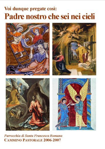 2006-2007 - Parrocchia di santa Francesca Romana - Ferrara