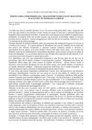 Tommaso Landolfi.pdf - Unitus DSpace