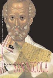 Sor Sonia Boll sNixc 5,08.qxd - Basilica San Nicola
