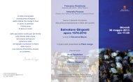 Salvatore Girgenti - Galleria d'Arte Moderna