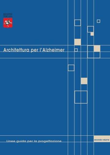Architettura per l'Alzheimer - Tempi e Spazi