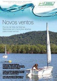 Novos ventos - Marinas Nacionais