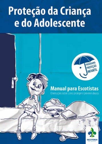 Manual para Escotistas 1 - União dos Escoteiros do Brasil