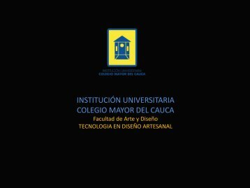 kilele - Institución Universitaria Colegio Mayor del Cauca