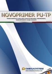 download scheda tecnica novoprimer pu-tp - Omegasystem