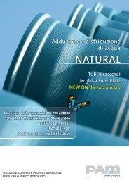 NATURAL - Easy catalogue