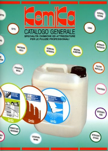 Catalogo KEMIKA - Pulindustrial.it