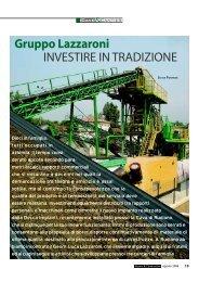 Gruppo Lazzaroni INVESTIRE IN TRADIZIONE - Decca Impianti ...