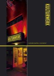 KULTUR & KUNST - Kulturwerk