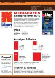 2012 - Medienagentur Paderborn