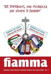 07 • 2009 - Missioni cattoliche di lingua italiana