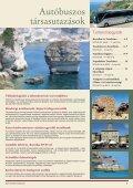 Autóbuszos társasutazások - Korzika Holidays - Page 3