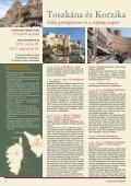 Autóbuszos társasutazások - Korzika Holidays - Page 4