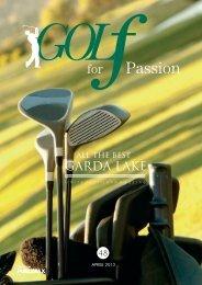 Golf for passion - Publimax