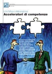 Acceleratori di competenze - PTM Consulting