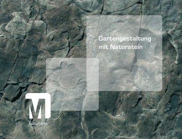 Gartengestaltung mit Naturstein - Makro Chroma