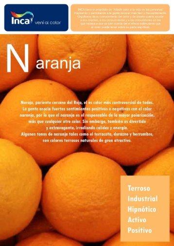 """INCA tiene el propósito de """"Añadir color a la vida de las personas ..."""