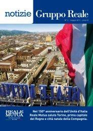 Reale Mutua e il 150° compleanno dell'Italia - Notizie Gruppo Reale ...