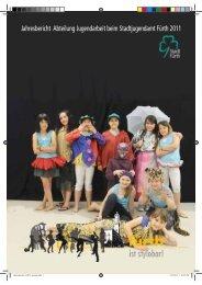 Jahresbericht 2011 - Schule der Phantasie Fürth
