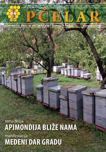 oKTobar - Savez pčelarskih organizacija Srbije