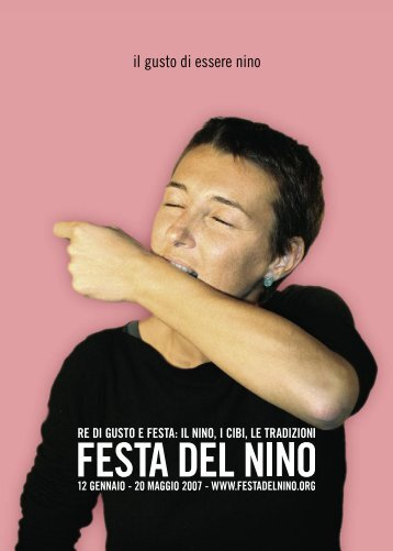 Programma Eventi - Festa del Nino