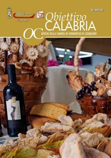 numero 6 anno 2012 - CCIAA di Catanzaro