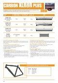kit telaio e serie di tubi in fibra di carbonio carbon fiber ... - Columbus - Page 4