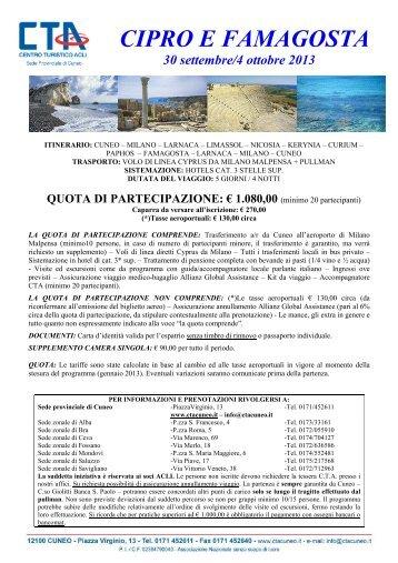Famagosta Magazines