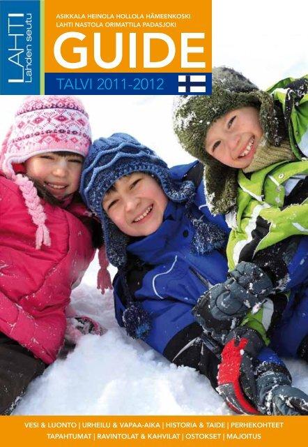 TALVI 2011-2012 - Lahden seutu