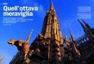 È in corso il restauro conservativo del Duomo di Milano. Un ... - Eni