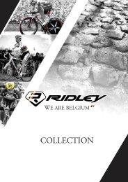 collection - Ridley Bikes, vendita bici da corsa, strada, competizione