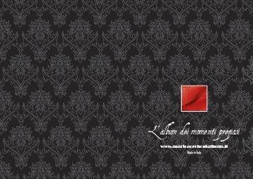collezioni da raccolta - Mario Acerboni Album