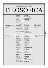 Anno Numero 1992 10 - Studi Filosofici