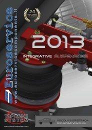 Catalogo Sospensioni 2013 - Fuoristrada - topdrivesystem