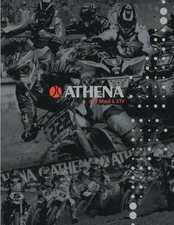 yamaha yz 125 lc 2005-2010 - Athena