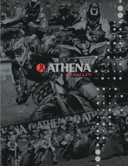 Athena P400250850249 Joint Moteur Kit